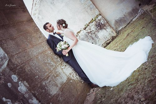 Photographe mariage - Arti'Graphie - photo 24