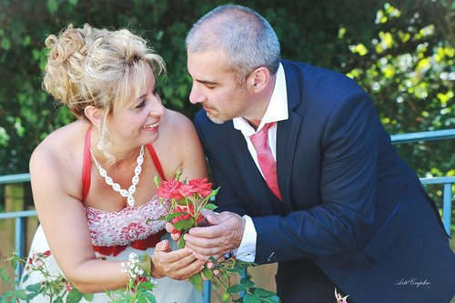 Photographe mariage - Arti'Graphie - photo 12