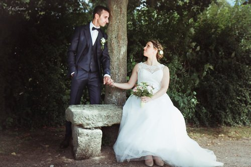 Photographe mariage - Arti'Graphie - photo 26