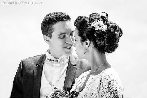 Photographe mariage - Florian Besnard Photographe - photo 14