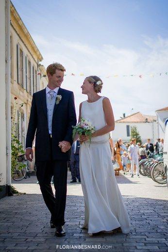 Photographe mariage - Florian Besnard Photographe - photo 17