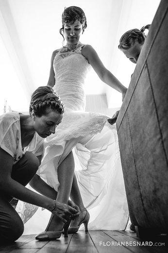 Photographe mariage - Florian Besnard Photographe - photo 7