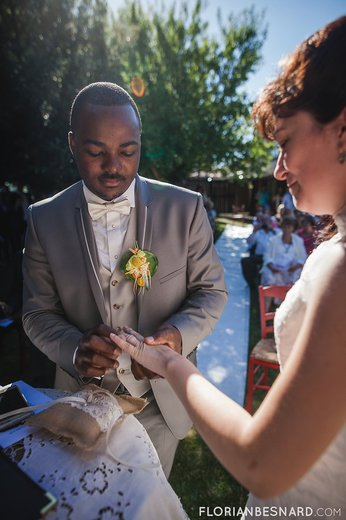 Photographe mariage - Florian Besnard Photographe - photo 21