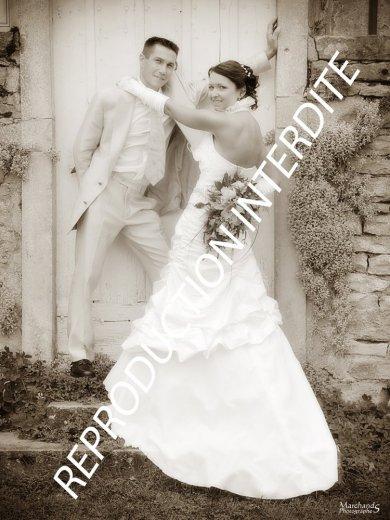 Photographe mariage - Sandrine Marchand  - photo 13