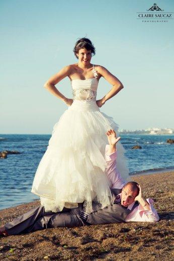 Photographe mariage - Claire Saucaz - photo 13