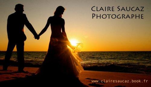 Photographe mariage - Claire Saucaz - photo 2