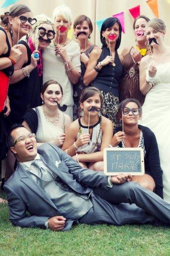 Photographe mariage - Claire Saucaz - photo 18