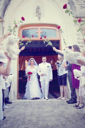 Photographe mariage - Claire Saucaz - photo 30