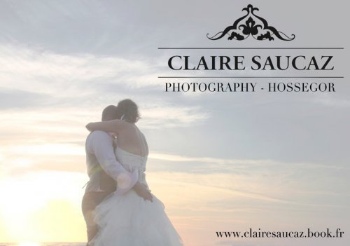 Photographe mariage - Claire Saucaz - photo 16