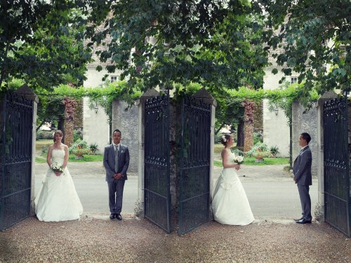 Photographe mariage - Claire Saucaz - photo 17