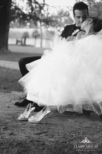 Photographe mariage - Claire Saucaz - photo 9