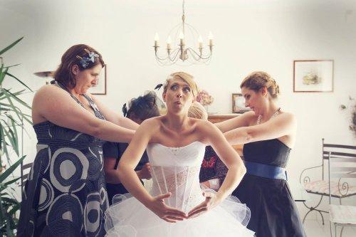 Photographe mariage - Claire Saucaz - photo 6