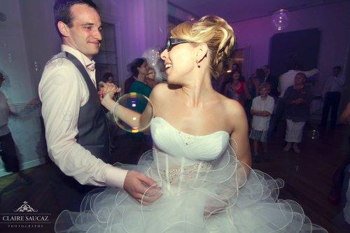 Photographe mariage - Claire Saucaz - photo 19