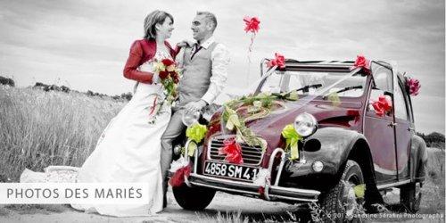 Photographe mariage - Sandrine Sérafini Photographe  - photo 92
