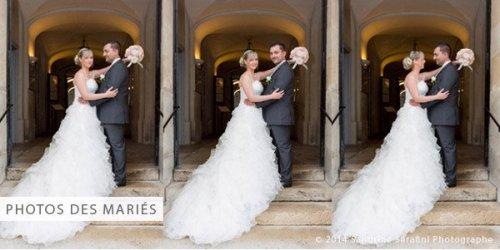 Photographe mariage - Sandrine Sérafini Photographe  - photo 54