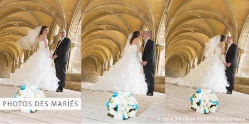 Photographe mariage - Sandrine Sérafini Photographe  - photo 81