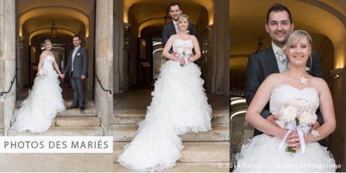 Photographe mariage - Sandrine Sérafini Photographe  - photo 57