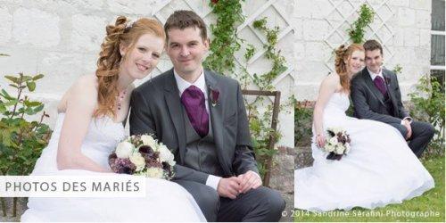 Photographe mariage - Sandrine Sérafini Photographe  - photo 69