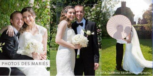 Photographe mariage - Sandrine Sérafini Photographe  - photo 89