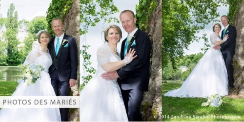 Photographe mariage - Sandrine Sérafini Photographe  - photo 73