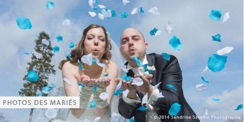 Photographe mariage - Sandrine Sérafini Photographe  - photo 76