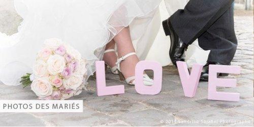 Photographe mariage - Sandrine Sérafini Photographe  - photo 55