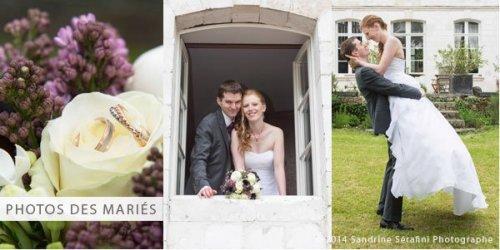 Photographe mariage - Sandrine Sérafini Photographe  - photo 71