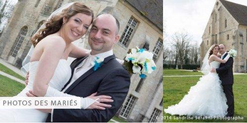 Photographe mariage - Sandrine Sérafini Photographe  - photo 82