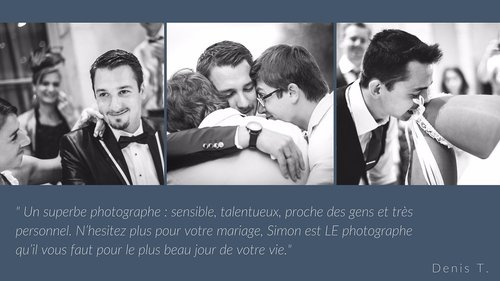 Photographe mariage - Simon Daval | Photographe - photo 2