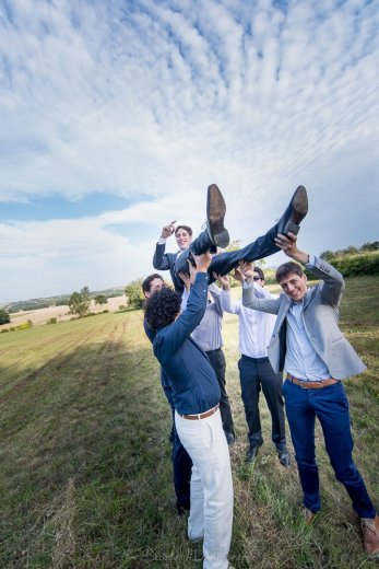 Photographe mariage - Sébastien - photo 10