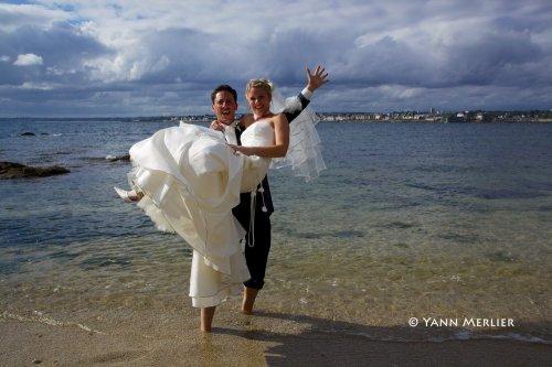 Photographe mariage - Y. Merlier Photographe Quimper - photo 1