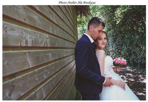 Photographe mariage - Ala Breskaya - photo 8