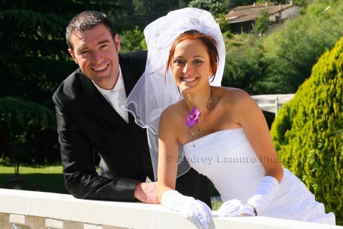 Photographe mariage - Audrey Lamure Photographe - photo 4