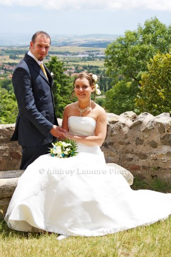 Photographe mariage - Audrey Lamure Photographe - photo 1