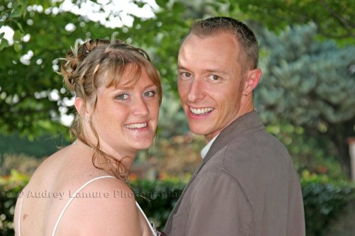 Photographe mariage - Audrey Lamure Photographe - photo 14