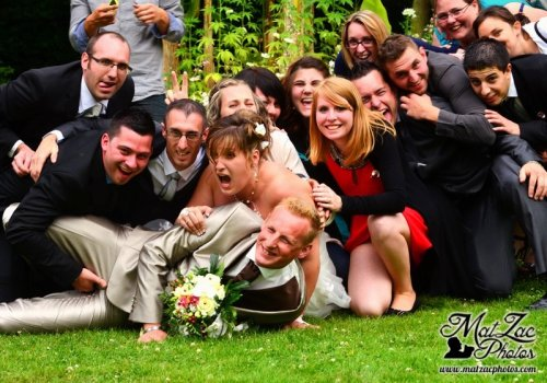 Photographe mariage - MatZac Photos  - photo 59