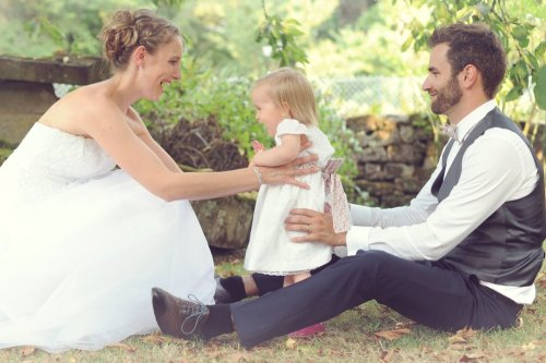 Photographe mariage - Comm'Une Image Photographie  - photo 31