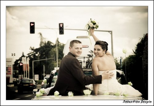 Photographe mariage - Despin Photography - photo 16