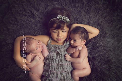 Photographe mariage - L'effet mère - photo 5