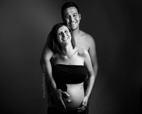 Photographe mariage - L'effet mère - photo 9