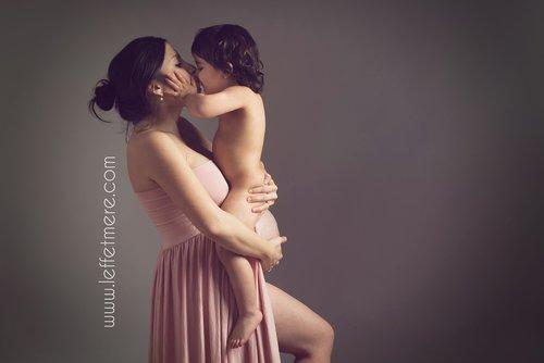 Photographe mariage - L'effet mère - photo 7