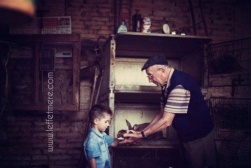 Photographe mariage - L'effet mère - photo 21