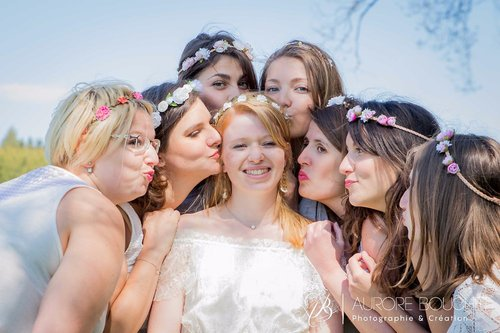 Photographe mariage - Aurore Bouchet Photographie & Création - photo 5