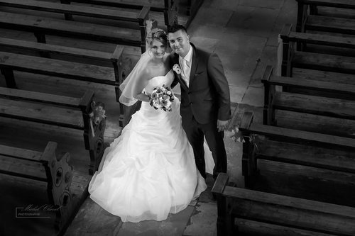 Photographe mariage - Michel Clavel - photo 4