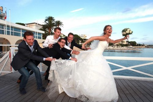 Photographe mariage - NICE ART PHOTO Valery Trillaud - photo 35