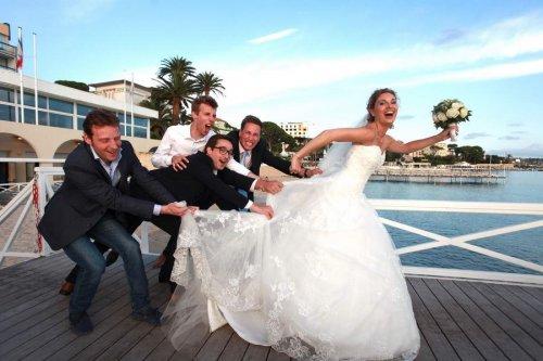 Photographe mariage - NICE ART PHOTO Valery Trillaud - photo 35