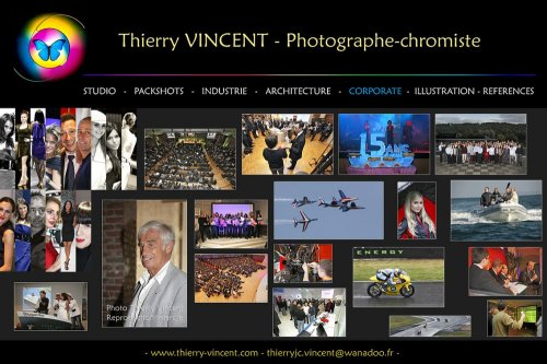 Photographe mariage - Thierry VINCENT - photo 7