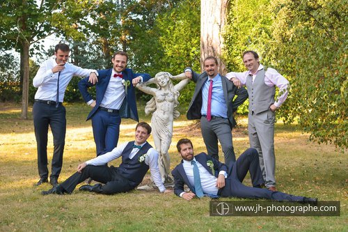Photographe mariage - Joseph Hilfiger Photographies - photo 29