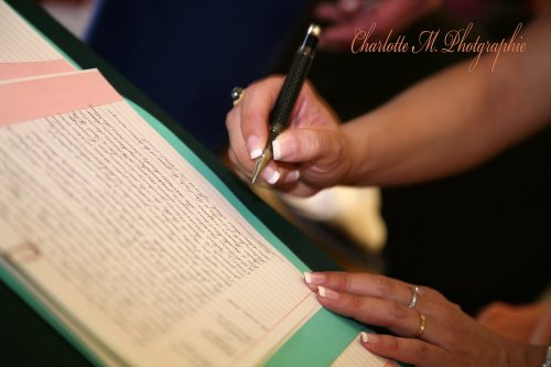 Photographe mariage - Charlotte M. Photographie - photo 27