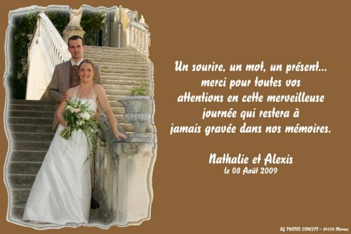 Photographe mariage - Gabellon - photo 12